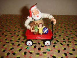 Hallmark 2004 Toymaker Santa #5 In Series Ornament - $18.99