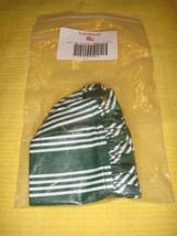 Longaberger Liner Hunter Green Stripe Tea Liner - $14.99