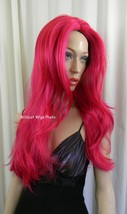 Super HOT Jean Wig ..   Electric Fuchsia F507 - $29.99