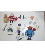 Rudolph & The Island of Misfit Toys Figure Collection 2 Sets by Memory Lane - $89.95