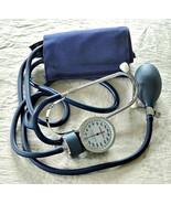 Sphygmomanometer Blood Pressure Cuff  Excellent Shape Works Perfectly Mi... - $49.00