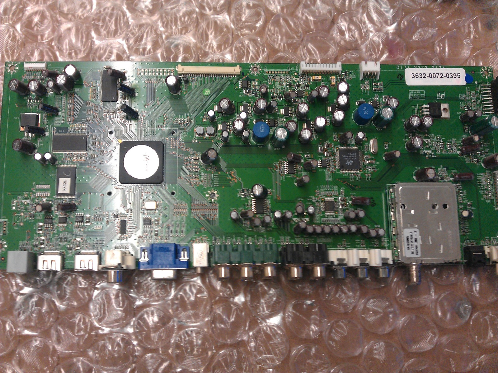 3632-0072-0395 Main Board From Vizio VX32LHDTV10A LCD TV