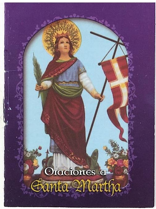 Oraciones a santa martha s253 001