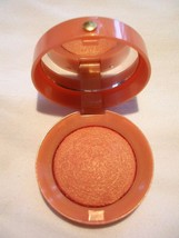 Bourjois Ombre a Paupieres Pearl Eyeshadow 10 Orange Coctail Full Sized NWOB - $9.65
