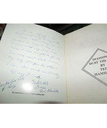DIAMOND DUST TID BITS SIGNED BY TED R HAMILTON SOFTCOVER - $55.96