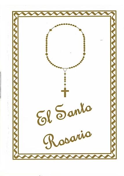 El santo rosario s221 001