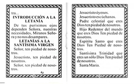 El Santo Rosario - LS221 image 4