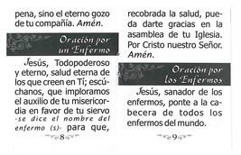 Oraciones a Los Enfermos - LS223 image 3