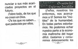 Oraciones a Los Enfermos - LS223 image 4