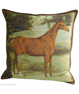 """""""Chesterfield"""" Tapestry Pillow~171 - $165.00"""