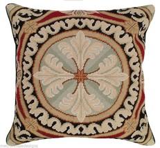 Neogothic Needlepoint Pillow - $140.00
