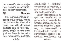 Oraciones a San Charbel Majluf - LS224 image 5