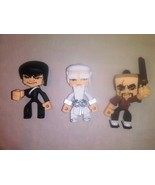 Bruce Lee Open Blind Box Figures - Lot of 3 New Unused - $19.59