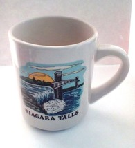 Niagara Falls Landmark Travel Souvenir Coffee Cup Mug - $6.93