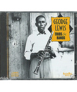GEORGE LEWIS music CDs:Trios & Bands ●At Manny's Tavern ●At Herbert Otto... - $22.95