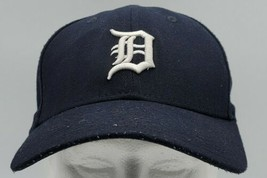 New Era 39Thirty Detroit Tigers Fitted Hat Size S/M Men's Genuine MLB Cap - $14.84