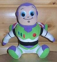 "Toy Story Disney World Buzz Lightyear Plush Fun 8"" Young Astronaut - $6.49"