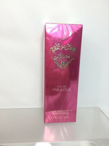 Primary image for Dana loves eau so Fabulous Parfum Spray 1.5oz
