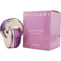 BVLGARI OMNIA AMETHYSTE EDT SPRAY 2.2 OZ for Women**Lux Gift She Will Lo... - $55.19