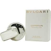 Bvlgari Omnia Crystalline Edt Perfume Spray 2.2 Oz Women**Exotic Floral Scent - $56.79