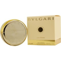 Bvlgari Pour Femme Eau De Parfum Spray .84 Oz For Women**Perfect For Evening!! - $41.59