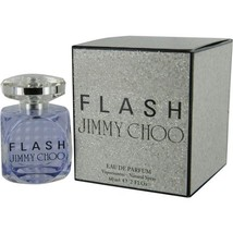 JIMMY CHOO FLASH EAU DE PARFUM SPRAY 2 OZ for Women**Fruity/Floral Scent - $51.99