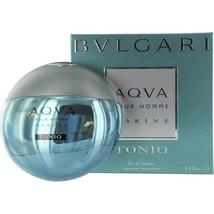BVLGARI AQVA POUR HOMME MARINE TONIQ EDT COLOGNE SPRAY 3.4 OZ for Men - $53.59