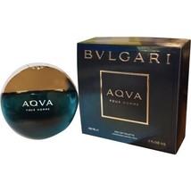 BVLGARI AQVA POUR HOMME EDT COLOGNE SPRAY 5 OZ for Men**Large Size - $71.99