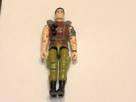 2001 Hasbro G.I. Joe Rock-n-Roll / Flint Action Figure (Ref # 51-09) - $8.00