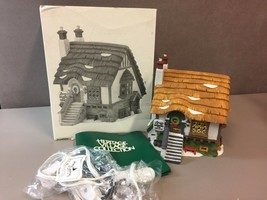 Dept 56 Dickens Village ~ Lomas Ltd. Molasses ~ In Original Box #58084 - $41.57