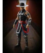 New 2021 Mortal Kombat Series Kung Lao Collectible Action Figure Cosplay... - $243.84