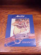 1994 Marlin Sporting Firearms Catalog, guns - $7.95