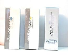 Avon Anew Clinical 30 ml Serum Derma Full, Luminosity Pro, Pro Line Corrector  - $19.78+