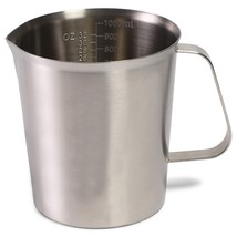 Stainless Steel Measuring Cup With Handle (32 Oz, 1000Ml) - $16.99