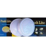 Tap on press off Push Lites touch lights as seen on tv battery power twi... - $9.89