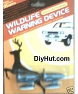 Deer repeller car mount ultrasonic vehicle warning - $6.92