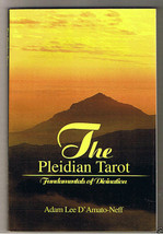 THE PLEIDIAN TAROT Fundamentals of Divination by Adam D'Amato - book - $12.99