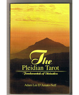 THE PLEIDIAN TAROT Fundamentals of Divination by Adam D'Amato - book - £10.03 GBP
