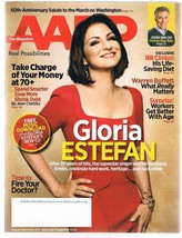 AARP Magazine August 2013 -Money -Gloria Estefa... - $9.99