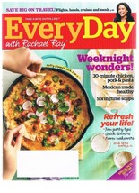 Everyday With Rachael Ray Magazine May 2015 -Weeknight Wonder -Party Tip... - $3.99