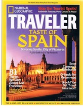National Geographic Traveler Magazine September 2002 -Sean Connery's Edi... - $7.99