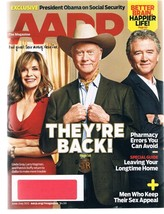 AARP Magazine June 2012 -Dallas Back -Larry Hag... - $9.99