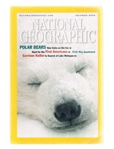 NATIONAL GEOGRAPHIC MAGAZINE December 2000-Polar Bears-Garrison Keillor ... - $5.99