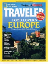 National Geographic TRAVELER November 2002 -Hawaii-Tahiti- Food Lover's ... - $9.99