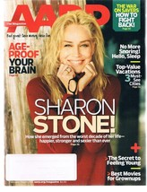 AARP Magazine February 2012-Sharon Stone - Age-... - $9.99