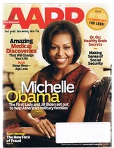 AARP Magazine Septemer 2011 - Michelle Obama co... - $9.99