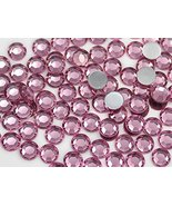 2mm SS7 Pink - Lt. Pink A03 Acrylic Rhinestones For Face Painting, Lead ... - $6.44
