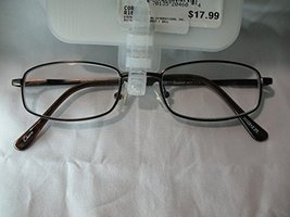 Foster Grant Fashion Reading Glasses Council +1.75 [Health and Beauty] - $14.99