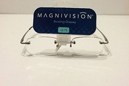 Magnivision Jamie +1.25 Rimless Reading Glasses - $17.99