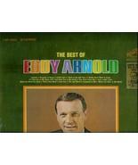 EDDY  ARNOLD  *  THE  BEST  OF  EDDY  ARNOLD  *   LP - $2.99